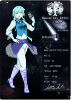 CdR App Charlotte Wallace by SiLvErSOuLsORA