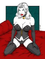 Lady Death - Colour9 - GBlair by Drazhar24