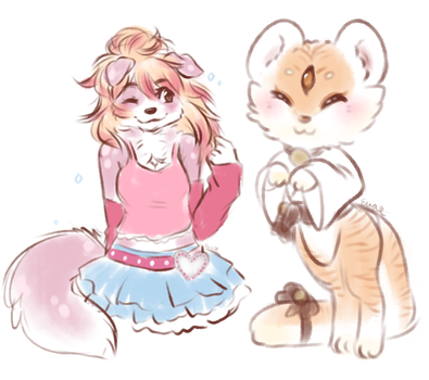 Stream Freebies 02 by LittleMacarons
