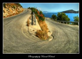Hairpin bend on Ithaka by zozzy1980