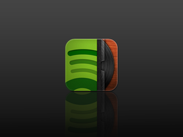Spotify Icon for Mojo by jacobcaudill