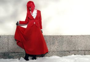 Madame Red - Alone by aggestardust