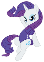 Rarity In Swimsuit by Hendro107