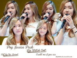 PNG Jessica Pack by su growl by suetics