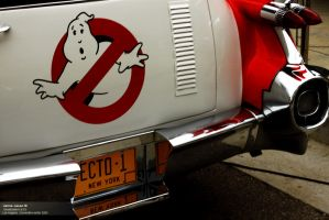 ECTO 1...more and more by massivefocus