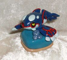 Kyogre Blueberry Bar by LaPetitLapearl