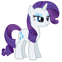 Rarity by Agirl3003