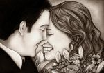 Julie and Dustin by funkmaster-c