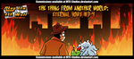 AT4W: The Thing - Eternal Vows #3-4 by MTC-Studios
