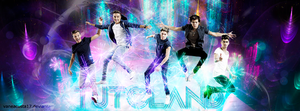 Portada 1D Galaxy by vaneacosta17