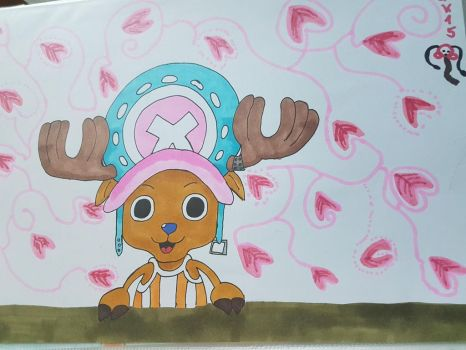Tony Tony Chopper two years later... by OnePieceFreak15