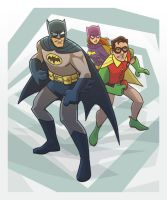 batman family by jimmymcwicked