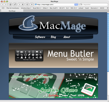 MacMage Website by Pixel-Sage