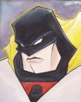Space Ghost by mjfletcher