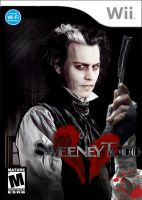 Sweeney Todd for Wii by aLittle-Priest92