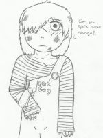 Chucky. Can you spare some change by AkatsukiLovesevery1