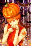 Kyo's halloween by Mimioni