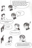 jlu supes meets clark part 2 by blightedmetal