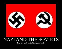 Nazi and the Soviets by Balddog4