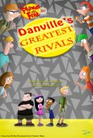PnF ~ Danville's Greatest Rivals Comic by BlueAuroraLight