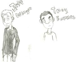 Community - Jeff, Troy by TurboTony00
