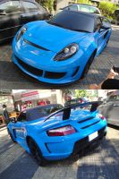 To be a Porsche? by gupa507