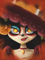 Let's Paint...The book of life by Reillyington86