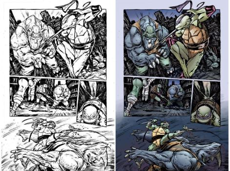 Sequential TMNT 02 by h4125