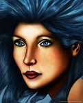 Digital Painting Practise by chamathe