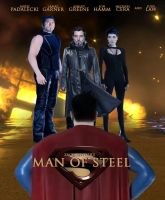 Man of Steel by JPSpitzer