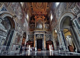...Basilica di San Giovanni in Laterano... by erhansasmaz