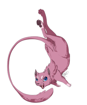 Mew by ADAxel