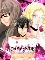 CATHERINE by mo-nochrome