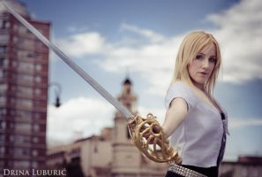 Stella - Final Fantasy Cosplay by Drii-a7x
