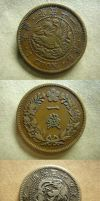 Korean and Japanese Coins by Scottvisnjic