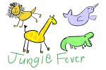 jungle fever! by MyArtMyWay