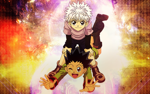 Wallpaper - Hunter x Hunter by AccelGintoki
