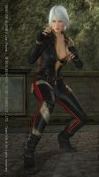 DEAD OR ALIVE 5 Last Round Christie51 by aponyan