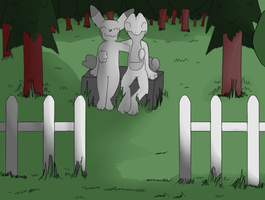 In Memory of Bolt and Cian by DisasterTheAbsol