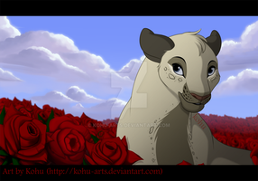 Field of Roses - Prize by kohu-arts
