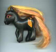 Custom MLP : Firewalker by marienoire