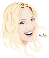 Kate Hudson's vector by sturdy