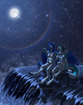 Casting Beyond The Moon by Shadow-Wolf