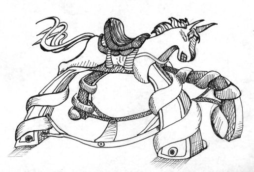 Rocking Horse, Aggressive by Macguffin