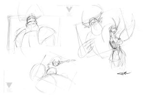 Stag Storyboards by creon77