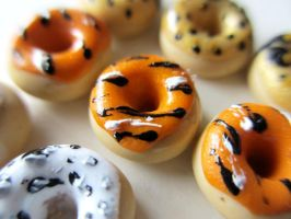 Animal Print Donuts by Shiritsu