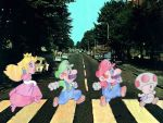 Nintendo: Abbey Road by Simply-Drawing