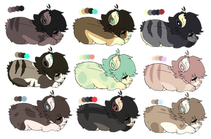 Palette Adopts (CLOSED) by PAPERWlNGS