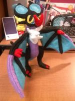 Noivern Plush by Vulpes-Canis