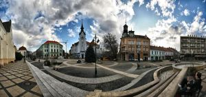 kaposvar city by thePetya